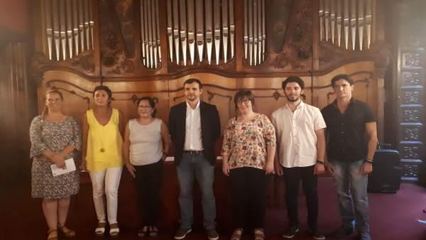 Presentación de la línea educativa del Casal Balaguer