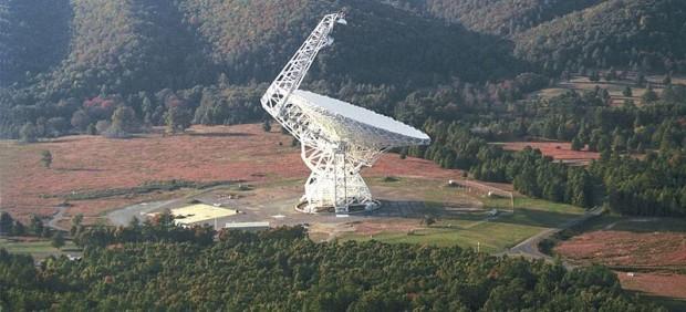 Telescopio de Green Bank