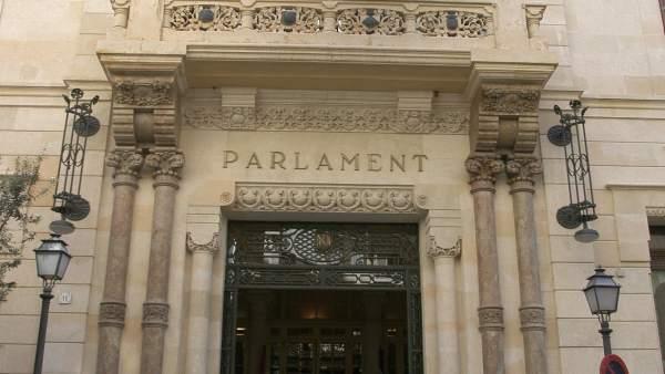 Sede Parlament balear