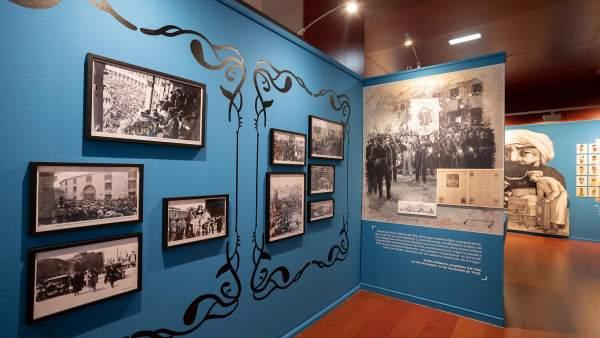 Exposición sobre las fiestas del Pilar