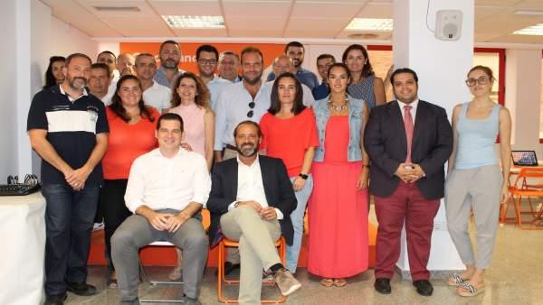 C Málaga inicio del curso político
