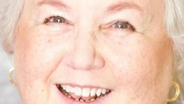 Nancy Crampton Brophy, en su foto de perfil de Facebook.