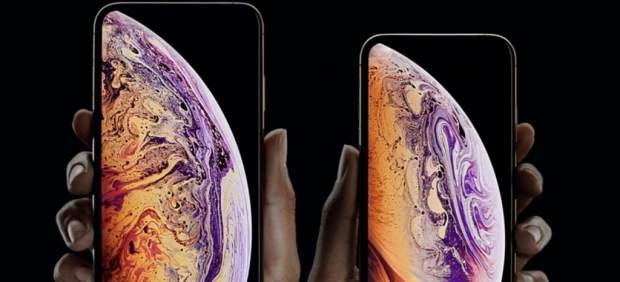 iPhone Xs: