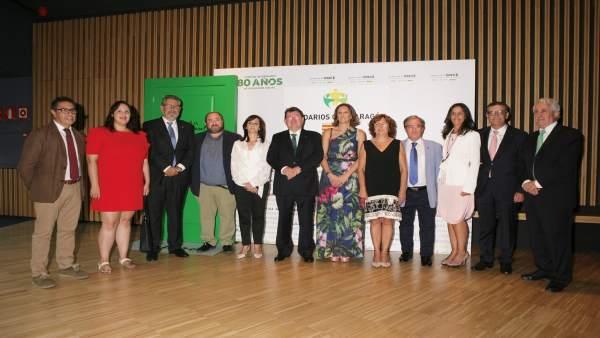 Premiados de la ONCE Aragón
