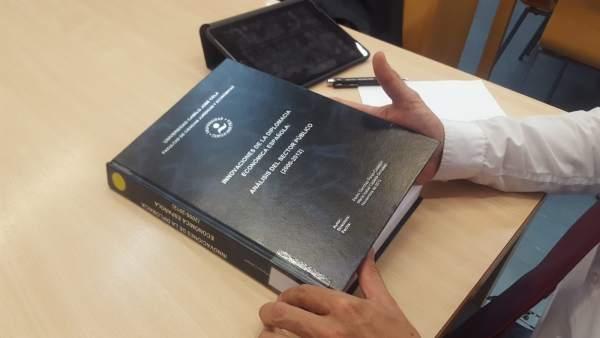 Tesis doctoral de Pedro Sánchez