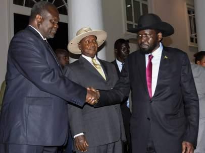 Acuerdo de paz en Sudán del Sur