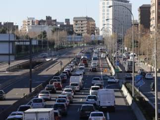 Estos son los lugares de Madrid con mayor concentración de accidentes