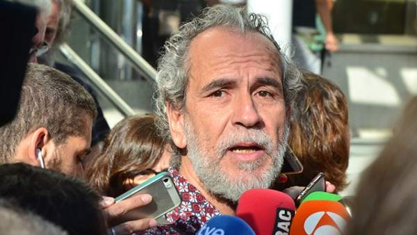 Willy Toledo: en libertad provisional sin fianza