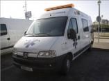 Ambulancia en Jaén, en una imagen de archivo