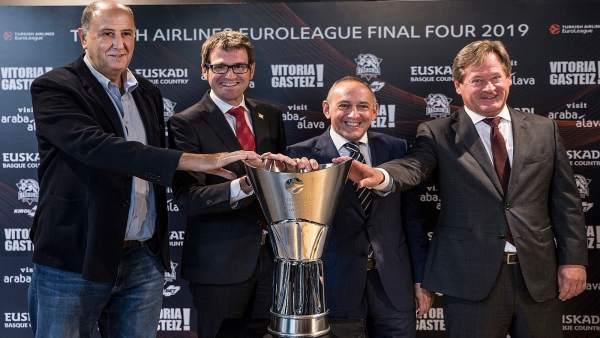 Trofeo de la Final Four 2019