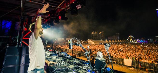 David Guetta en el Medusa