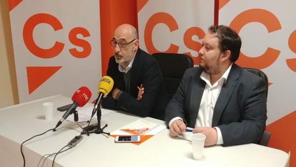 Félix Álvarez y Rubén Gómez