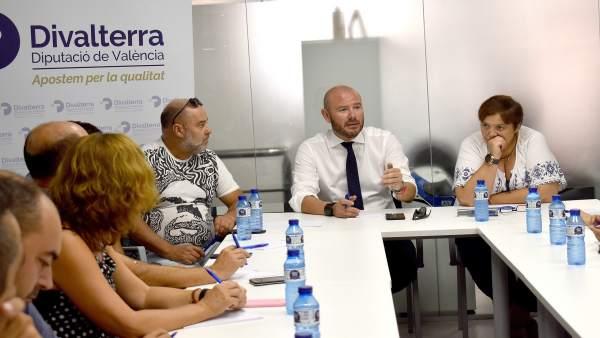 Divalterra estudia les opcions per a la seua transformació jurídica