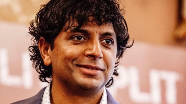 El director M.Night Shyamalan