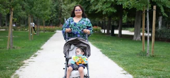 Paquito, el bebé milagro que nació con 23 semanas
