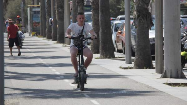 bf4f3eed1eea Barcelona empieza a multar a los patinetes eléctricos