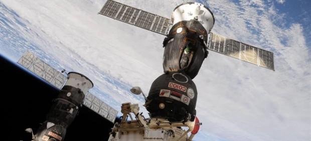 Nave Soyuz Ms-09
