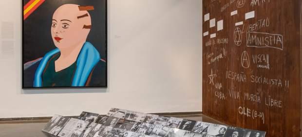 Vista de la exposición 'España. Vanguardia artística y realidad social, 1936-1976'