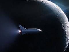SpaceX llevará al espacio primer turista que volará a la Luna