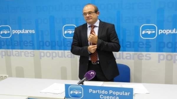 Pedro J. García Hidalgo, PP Cuenca