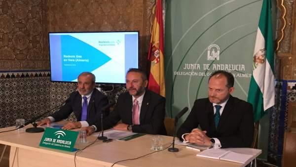 Presentación de la inversión de Redexis gas en Vera