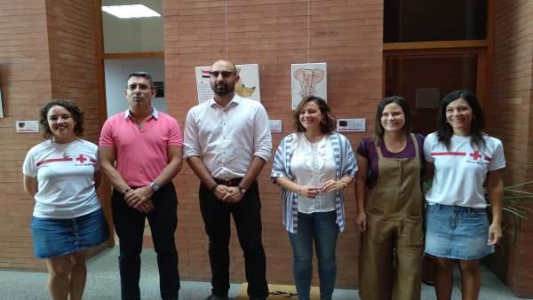 Presentación de la exposición 'Mérida Welcomes'