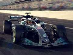 Concept cars de la F1 en 2021