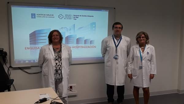 La EOXI de Vigo presenta los resultados de una encuesta de satisfacción