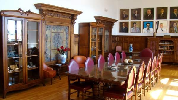 Biblioteca Marquesa de Pelayo del IDIVAL