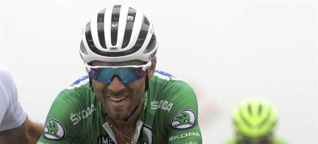 Valverde cede más de un minuto ante Yates en la víspera de la etapa definitiva de La Vuelta