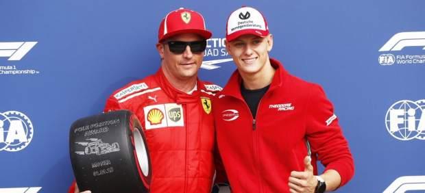 Ferrari abre la puerta al hijo de Michael Schumacher