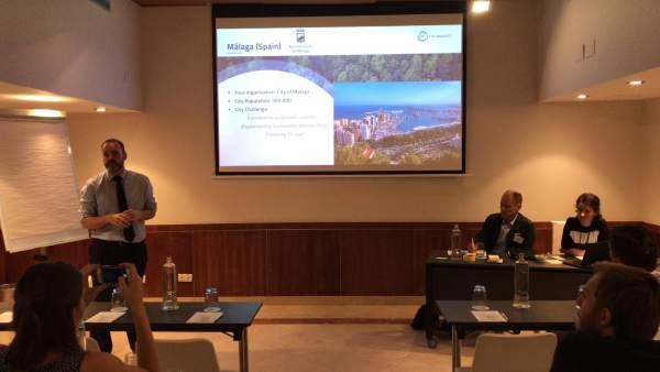 Fwd: Nota Prensa Expertos Y Ciudades Europeas Exponen En Málaga Sus Planes Urban