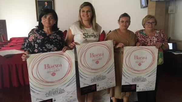 Presentación de la décima edición del programa Baeza por la Diversidad.