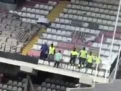 Estadio de Vallecas.