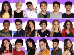 Estos son los perfiles de Instagram de los concursantes de OT 2018