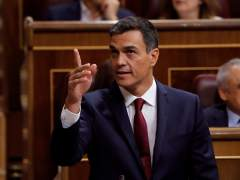 """Sánchez ve """"perfectamente legal"""" la argucia para acabar de urgencia con el veto del PP a los Presupuestos"""