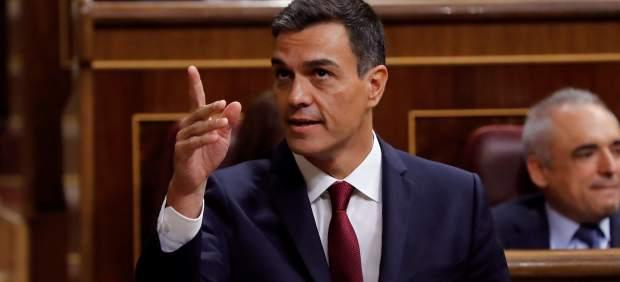 """Sánchez ve """"perfectamente legal"""" la argucia para acabar de urgencia con el veto del PP a los ..."""