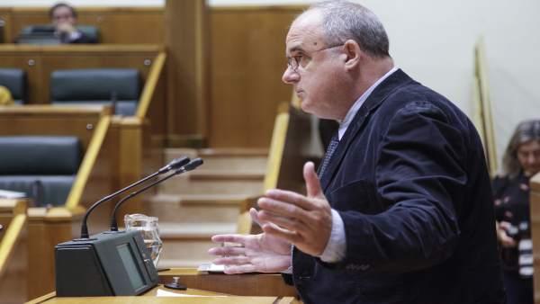 Joseba Egibar, en una imagen de archivo