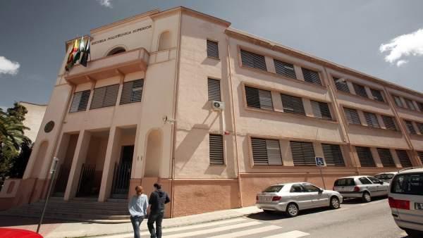 Antigua Escuela de Peritos de Linares