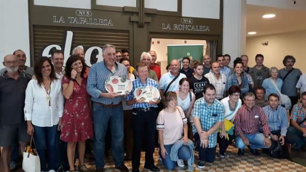 El Ayuntamiento de Pamplona recibe el Premio CPAEN 2018