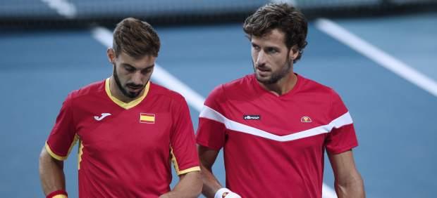 España, eliminada por Francia de la Copa Davis