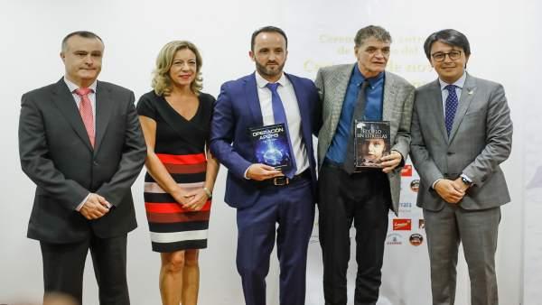 [Grupoalmeria] Notas Ayto. Almería Entrega Premio X Certamen Novela Ciudad De Al