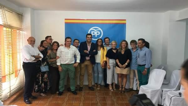 PP estrena sede en Albanchez de Mágina (Jaén)