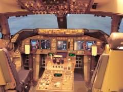 El truco de los pilotos para recuperar el tiempo perdido en un vuelo que sale con retraso
