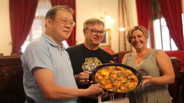 Npcompte Enrere Per A Descobrir La Millor Paella Del Món De 2018