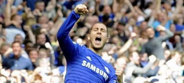 La monumental actuación de Hazard, protagonista en la jornada de la Premier