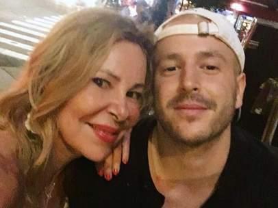 Ana Obregón y su hijo, Álex Lequio