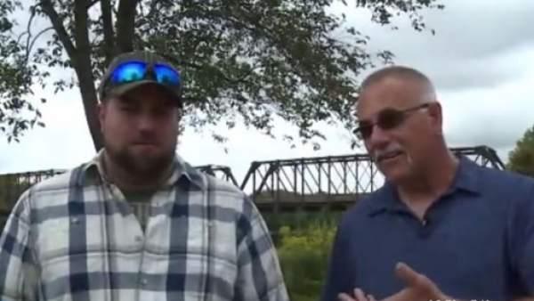 Nathan Boss y Bob Degaro