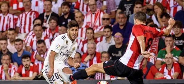 El Athletic le saca un punto al Real Madrid en un partidazo en San Mamés