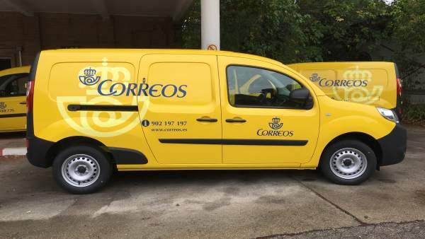 Renault Kangoo de Correos